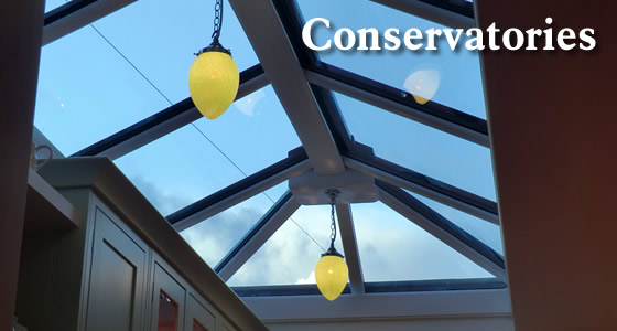 joinery - conservatory conservatories